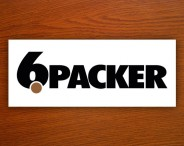 6packer - Logodesign