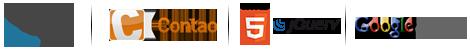 WordPress, Contao, TYPO3, Google Analytics, Google Adwords