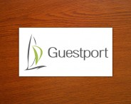 Guestport - Logodesign