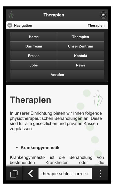 Mobiles Webdesign Braunschweig