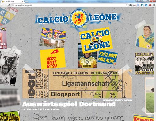 Calcio Leone